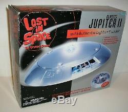 1998 Trendmasters Lost in Space Series Classic JUPITER II 2 Playset (Complete)