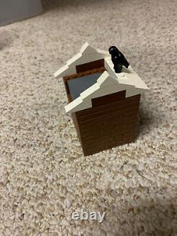 2004 Lego Harry Potter Shrieking Shack #4756 Complete withMinifigs