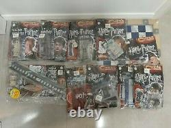 2007 Deagostini Harry Potter Chess Set Complete Set with all the extras No 1-47