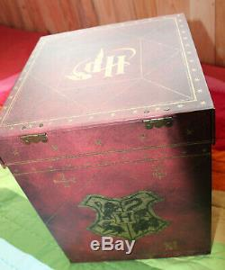 2012 Harry Potter Wizards Collection 31-Disc Blu-Ray DVD Box Set- 100% COMPLETE
