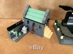 4709 Lego Complete Harry Potter Goblet of Fire Graveyard Duel minifigures book