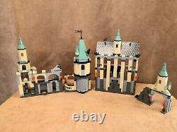 4709 Lego Complete Harry Potter Philosphers Stone Hogwarts Castle minifigures