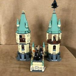4867 Lego Complete Harry Potter Hogwarts minifigures castle school Prof Lupin
