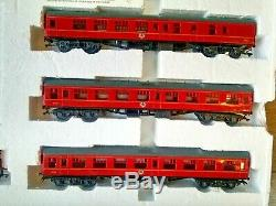Bachmann HO Hogwarts Express Harry Potter Train Set Tested Complete