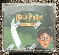 COMPLETE HARRY POTTER SEALED WOTC BOOSTER BOX SET (x5) TRADING CARD GAME