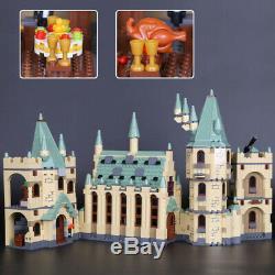Castle Lego 4842 Hogwarts Potter Harry Complete Set Box New Sealed Minifigures