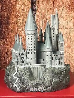 Complete Harry Potter Christmas Set Hogwarts Tree Topper/8 Ornaments/Tree-skirt