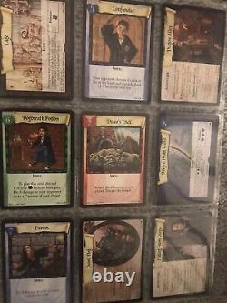 Complete Harry Potter Trading Card Game Base Set 116/116 WOTC Unicorn TCG