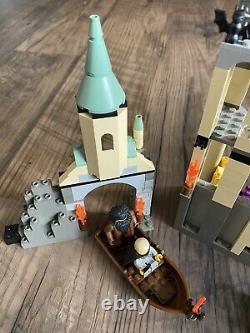Complete Lego Set 4709 Harry Potter Hogwarts Castle Sorcerer's Stone Dumbledore