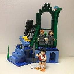 Complete Set Lego Harry Potter Rescue from the Merpeople (4762) Used