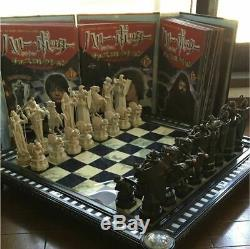 DeAGOSTINI Harry Potter Chess Collection Complete chessboard porch magic wand