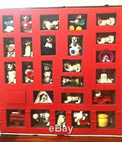 Disney McDonalds 101 Dalmations Happy Meal Complete 1996 Vintage Collectors Set