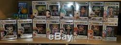Funko Pop Animation One Piece Complete Set in protectors