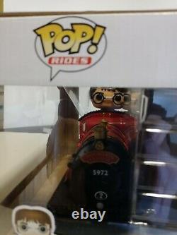 Funko Pop Rides Complete Hogwarts Express Train #20, #21, #22