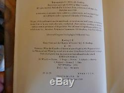 HARRY POTTER Complete Hardcover Book Set 1-7 Rowling 1st American Edition +BONUS