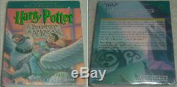 HARRY POTTER Complete Set Years 1-7 by J. K Rowling Audio Books on CD NEW Sealed