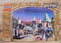 HARRY POTTER LEGO 4730 Chamber of Secrets 100% Complete + Manual EUC