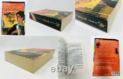 HARRY POTTER Lot de 8 livres francais J. K. Rowling Set Serie complete