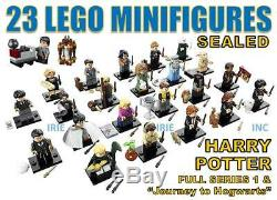 HARRY POTTER SERIES 1 Lego Minifigures FULL SET SEALED (complete new gift)