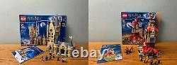 HUGE Harry Potter LEGO LOT. Complete Sets With Box + Extras. RARE LOT. 80+ Minifig