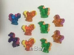HUGE LOT Vintage MLP Petite Ponies Complete sets, Palace, Carousel, and more