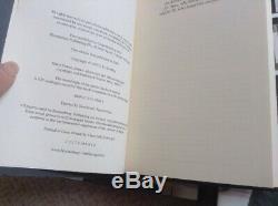 Harry Potter Adult Book Complete Set Bloomsbury UK 1st Print Set Hardback Books