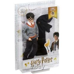 Harry Potter Articulated Dolls Mattel Complete Set of 6 Wizarding World 2018