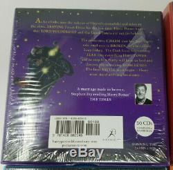 Harry Potter Audiobooks on CD Complete Set of 7 Stephen Fry New, Sealed
