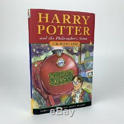 Harry Potter Book Set Bloomsbury Hardbacks UK First Edition Complete 1-7 J. K. R
