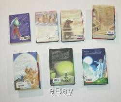 Harry Potter Books Complete Original Set JK Rowling 2x First Edition 6x HC 1x PB