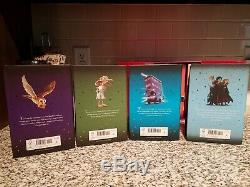 Harry Potter Box Set The Complete Collection (Childrens Hardback) Like New