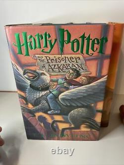 Harry Potter By J. K. Rowling Complete Book Series 1st Edition Hardcover Set