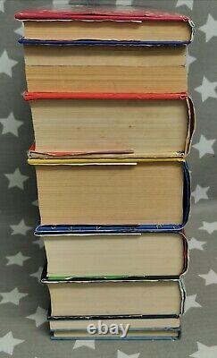 Harry Potter Complete 1-7 Book Set & Extras Bundle JK Rowling Bloomsbury