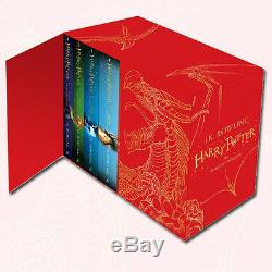 Harry Potter Complete 7 Books Collection Boxed Set By J. K. Rowling New AUS
