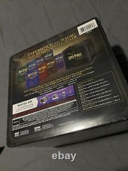 Harry Potter-Complete 8 Film Blu Ray Steelbook Collection Best Buy Sealed
