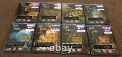 Harry Potter Complete 8-Film Steelbook Collection