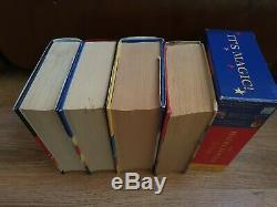 Harry Potter Complete ALL HARDBACKS Book Set 1-7 Bloomsbury TedSmart JK Rowling
