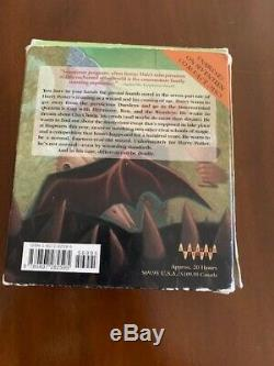 Harry Potter Complete Audio Books By Jim Dale Free Shipping Take Advantage