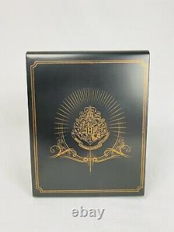 Harry Potter Complete Blu-Ray 8-Film Steelbook Collection