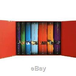 Harry Potter Complete Collection 7 Books Set Collection J K Rowli Rowling J. K