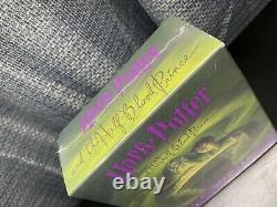 Harry Potter Complete Collection Audio CD Set Books 1 7 JK Rowling & Jim Dale
