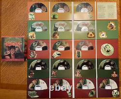 Harry Potter Complete Collection Audio CD Set Books 1 7JK Rowling & Jim Dale