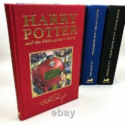 Harry Potter Complete Deluxe Set 7 Volumes by J. K. Rowling 1st / 1st 1999-2007