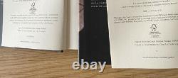 Harry Potter Complete Hardback Collection Adult Edition. Full Set Of 7 Slipcase