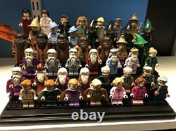 Harry Potter Complete Lego Mini figs Collection All 355! Exclusives And Rare