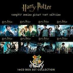 Harry Potter Complete Motion Picture Score Collection Original Soundt