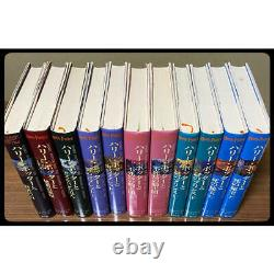 Harry Potter Complete Series 1-7 BOOK Set Japanese