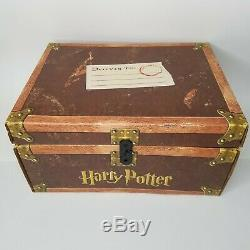 Harry Potter Complete Series 1-7 J. K Rowling Book Set Boxed HardCover Chest