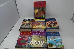 Harry Potter Complete Series 1-7 set Rowling Paperbacks & Hardcovers UK Edition