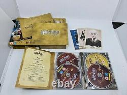 Harry Potter Complete Set 1-7 Ultimate Edition Blu-Ray